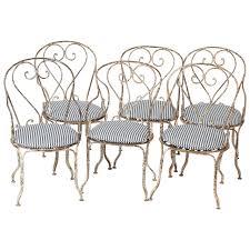Black Wrought Iron Patio Furniture Sets - vintage patio furniture set ornate wrought iron french country
