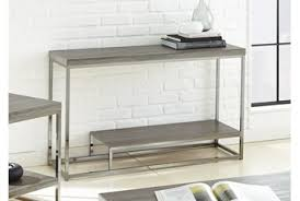 Silver Sofa Table Steve Silver Company The Simple Stores