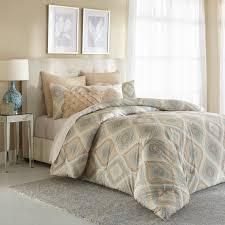 comforter sets comforter sets alberts geometric 7 piece comforter