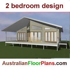 2 Bedroom Tiny House by 1076 Sq Foot 2 Bed Small Plans Small House Plans Tiny House