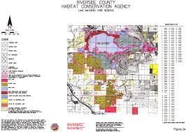 San Diego County Zoning Map by Riverside County Habitat Conservation Agency Stephens U0027 Kangaroo Rat