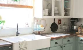 admirable design of country kitchen tables via double kitchen sink