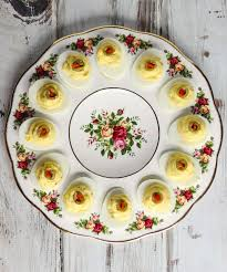 deviled eggs plate s deviled eggs from calculu to cupcake