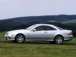 mercedes cl55 amg mercedes cl55 amg 2003 picture 6 of 14