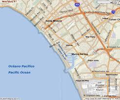 santa california map santa california santa hotels photos