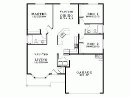 bungalow blueprints level 1 houses production small house plans