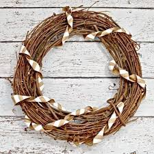 grapevine wreath floral grapevine wreath for easy craft idea