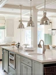 White Kitchen Pendant Lighting Gorgeous Pendant Chrome Kitchen Island Light 25 Best Ideas