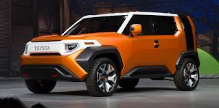 toyota official toyota ft 4x concept goes official in new york photos 1 of 16