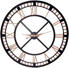 wall clocks a stylish danish wall clock for sophisticated