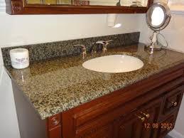 Pegasus Bathroom Vanity by Pegasus 49 In W Granite Vanity Top In Quadro With White Bowl And