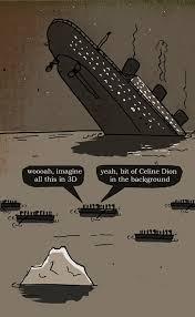 Titanic Door Meme - titanic