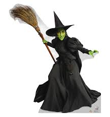 wizard of oz wicked witch clipart clipartxtras