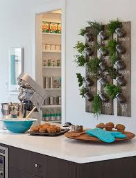 diy home interior unique diy herb garden idea for the kitchen with white wall