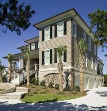 savannah gray brick exterior traditional with white trim