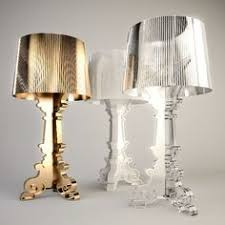 Ideas For Kartell Bourgie L Design Bourgie L Lights Lighting Design And Industrial Lighting