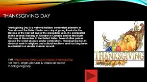 united states of america thanksgiving national holidays in america ppt download