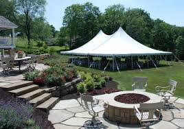 backyard graduation party partysavvy pittsburgh tent rental