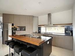 Concrete Kitchen Design Kitchen Design Island Gray Kitchen Cabinet With Yellow Backsplash