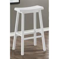 White Wood Bar Stool Bar Stools Counter Kitchen Swivel U0026 More Lowe U0027s Canada