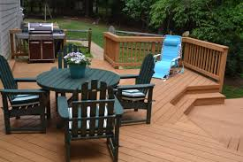 adding color to your deck design st louis decks screened