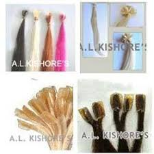 hair extension clip on hair extensions exporter from chennai