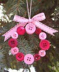 reciclando no natal christmas trees button tree and navidad