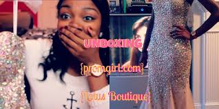 black friday dresses review prom dress unboxing spring clothes haul promgirl com youtube