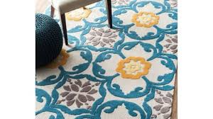 Yellow And Grey Outdoor Rug Blue And Yellow Rugs Quatrefoil Outdoor Rug Regarding 2