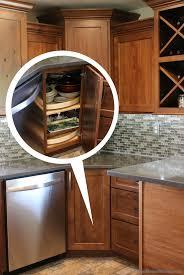 organize lazy susan base cabinet kitchen blind corner cabinet lazy susan lazy susan alternatives