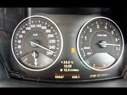 bmw m235i manual 0 250 km h in a bmw m235i manual transmission