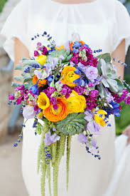 wedding flowers coast colorful bohemian wedding at the coast queensland