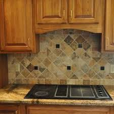 something like this perhaps with the addition of dark granite