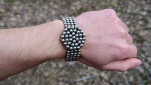 How To Make Magnetic Jewelry - how to make apple watch from magnetic balls neocube youtube