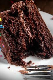 classic chocolate birthday cake wyldflour