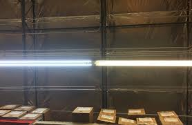 8ft high output fluorescent tube light led replacement r17d