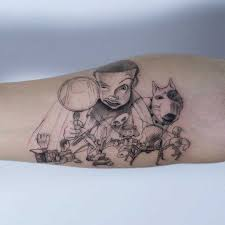 the 25 best toy story tattoo ideas on pinterest story tattoo