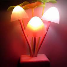 Outdoor Mushroom Lights by Balai Led Night Light Mushroom Romantic Bed Lamp Amazon Com