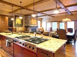 kitchen island stove top kitchen island with cooktop carlislerccar club