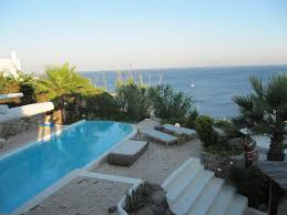 irene villa villa in mykonos 4 bedrooms private swimming pool