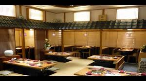 Beautiful Interior Design by Japanese Restaurants Beautiful Interior Design Youtube