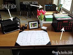 Organized Office Desk Girly Makeover Drive Pinterest Girly Well Organized