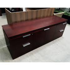 Krug Office Furniture by Krug Used Vestrada Credenza Discount Office Furniture