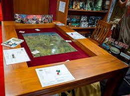 Custom Board Game Table Owareinfo - Board game table design
