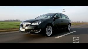 test opel insignia sports tourer facelift youtube