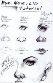 drawing noses in charcoal art pinterest drawings sketches