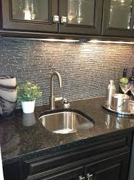 wet bar in media room backsplash bar in basement pinterest