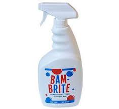 amazon com bam brite bamboo floor cleaner spray 32oz home kitchen