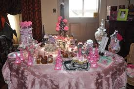 eiffel tower centerpiece ideas pink poodle eiffel tower damask 1st birthday project nursery