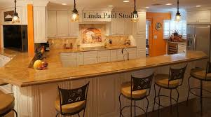 Kitchen Backsplash Ideas Pictures And Installations - Tuscan kitchen backsplash ideas